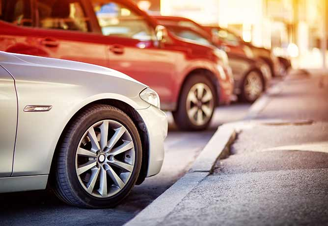 Parking Privé Allione | gardiennage de voiture, Les Arcs (83)