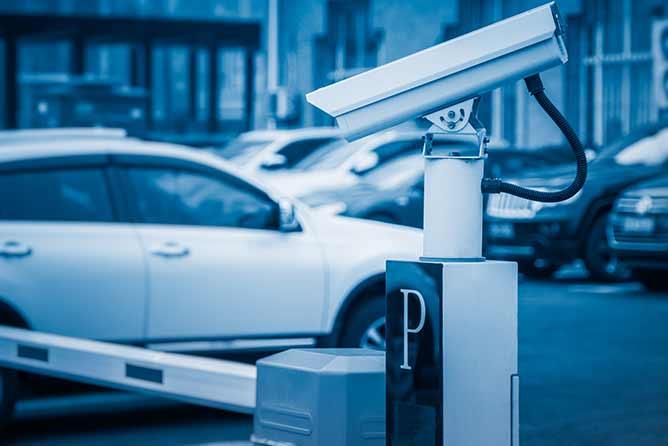 Parking Privé Allione   parking privé, Les Arcs (83)
